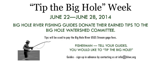 BHWC Tip the Big Hole